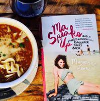 Ma speaks up bookclub cookbook