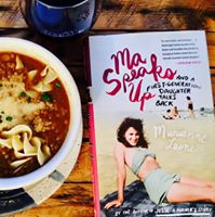 Ma speaks up bookclub cookbook